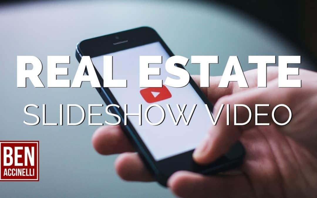 Utah Real Estate Slideshow Video