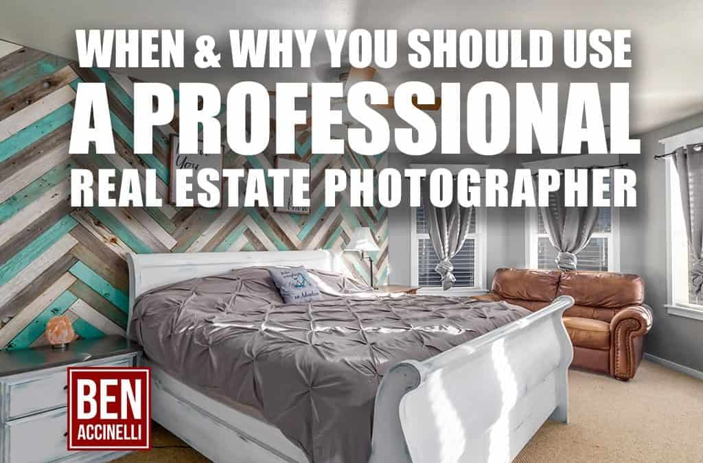 Why Use A Professional Real Estate Photographer