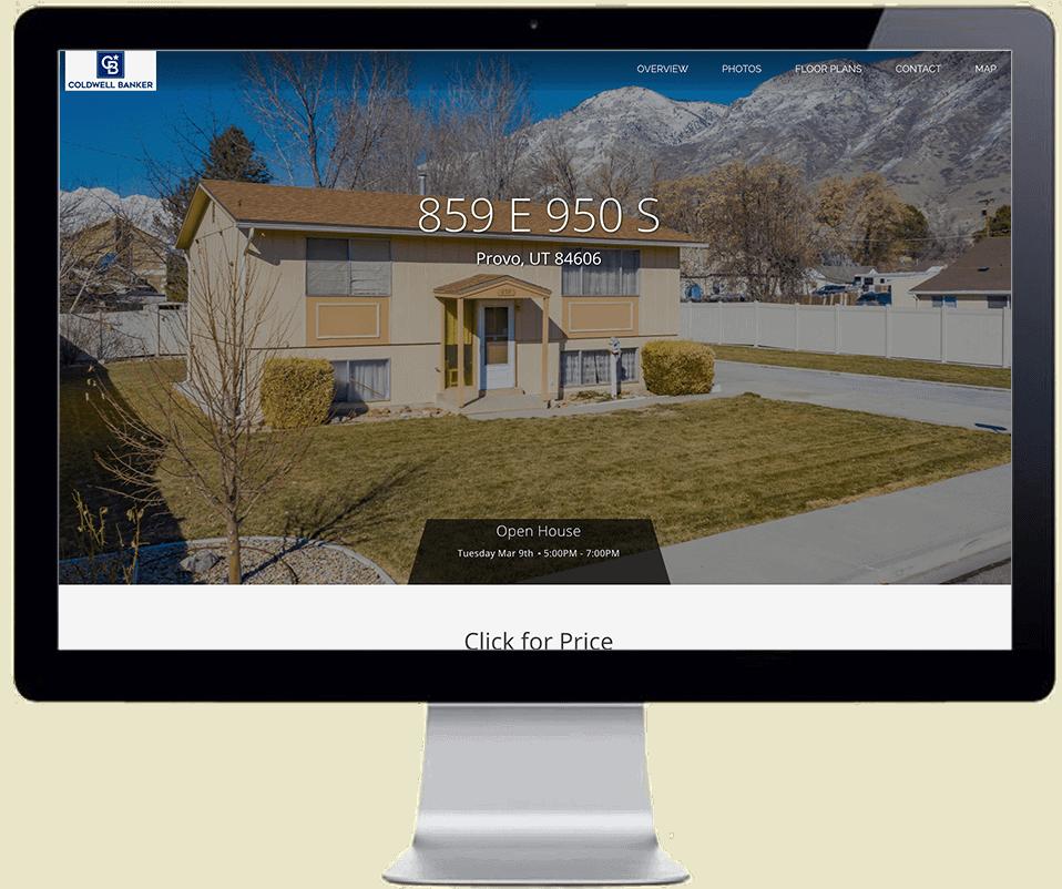 Single Property Website 1