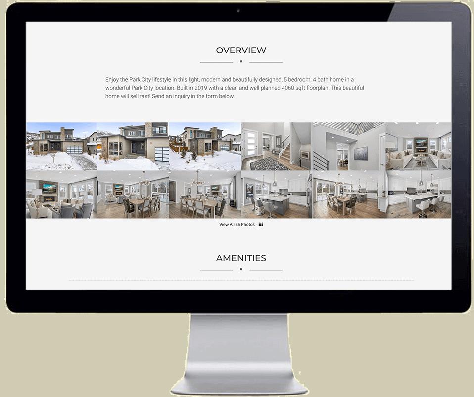 Single Property Website 2