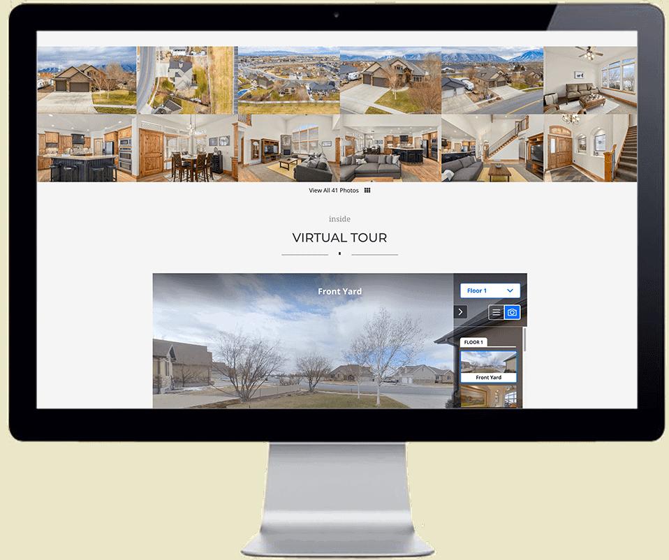 Single Property Website 3